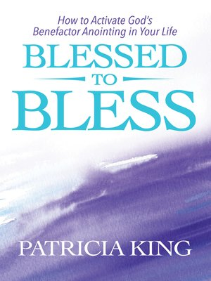 cover image of Blessed to Bless