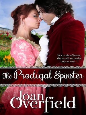 cover image of The Prodigal Spinster