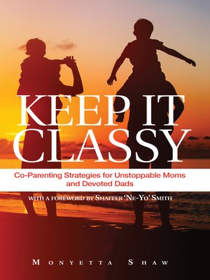 cover image of Keep It Classy