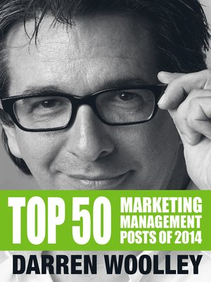 cover image of Top 50 Marketing Management Posts of 2014