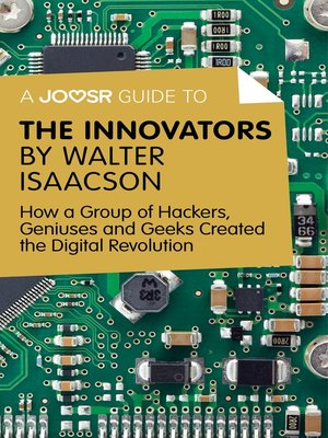 cover image of A Joosr Guide to... the Innovators by Walter Isaacson