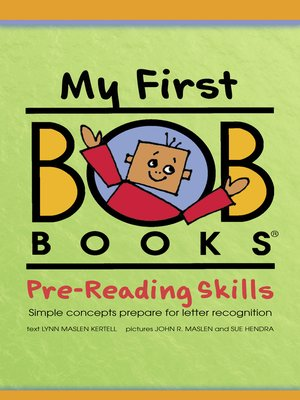 cover image of My First Bob Books