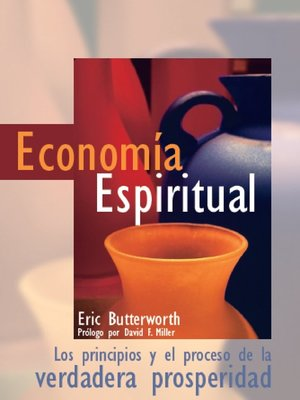 cover image of Economía Espiritual