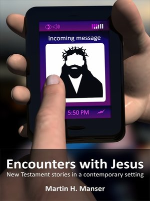 cover image of Encounters with Jesus