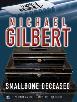 cover image of Smallbone Deceased