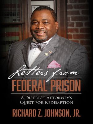 cover image of Letters from Federal Prison
