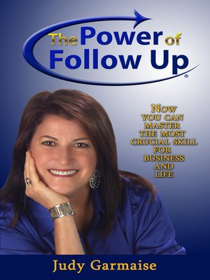 cover image of The Power of Follow Up