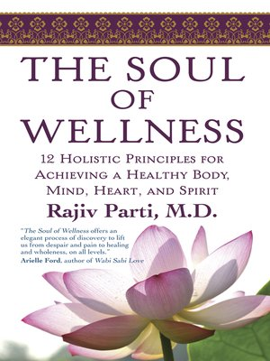 cover image of The Soul of Wellness
