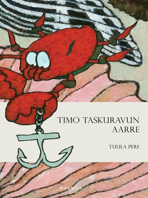 cover image of Timo Taskuravun Aarre