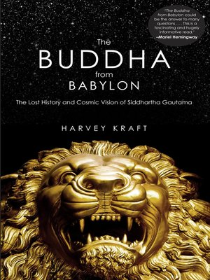 cover image of The Buddha from Babylon