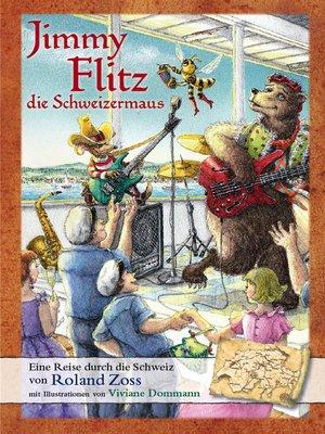 cover image of Jimmy-Flitz die Schweizermaus