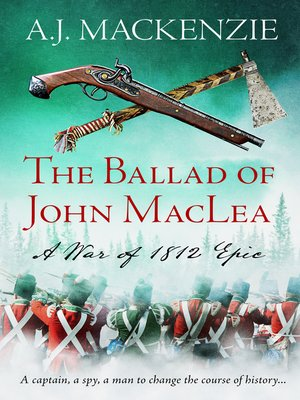 cover image of The Ballad of John MacLea
