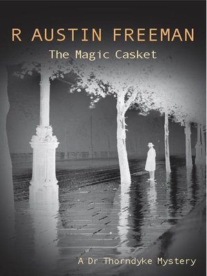 cover image of The Magic Casket