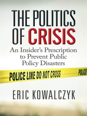 cover image of The Politics of Crisis