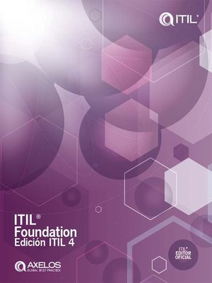 cover image of ITIL® Foundation