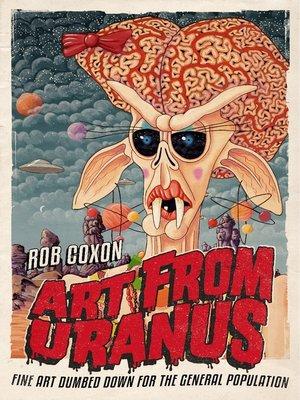 cover image of Art from Uranus