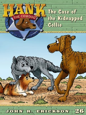 cover image of The Case of the Kidnapped Collie