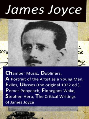 cover image of The Collected Works of James Joyce