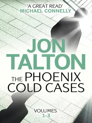 cover image of Phoenix Cold Cases--Box set