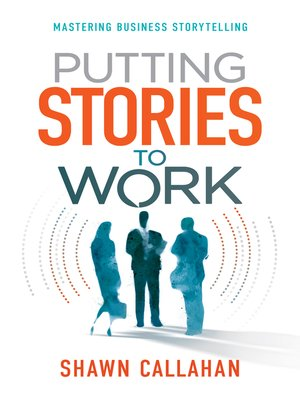 cover image of Putting Stories to Work