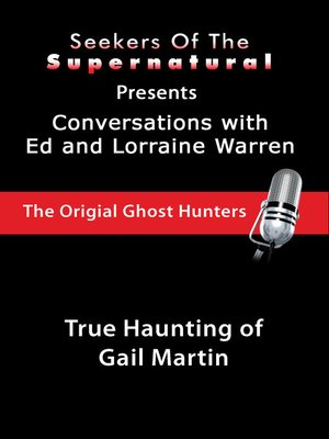cover image of True Haunting of Gail Martin