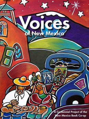 cover image of Voices of New Mexico