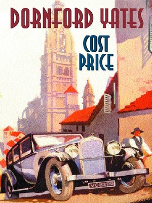 cover image of Cost Price