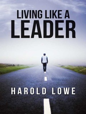cover image of Living Like a Leader