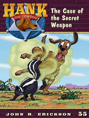 cover image of The Case of the Secret Weapon