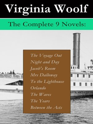 cover image of The Complete 9 Novels