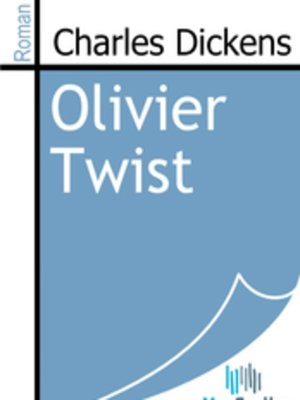 cover image of Olivier Twist