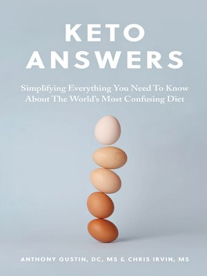 cover image of Keto Answers