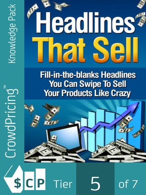 cover image of Headlines That Sell