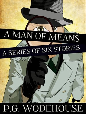 cover image of A Man of Means
