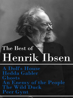 cover image of The Best of Henrik Ibsen