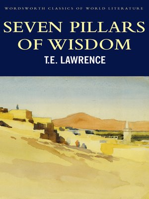 cover image of Seven Pillars of Wisdom