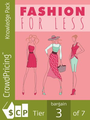 cover image of Fashion For Less