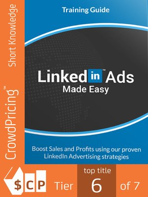 cover image of LinkedIn Ads Made Easy