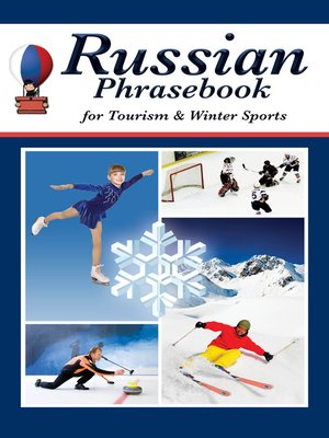 cover image of Russian Phrasebook for Tourism & Winter Sports