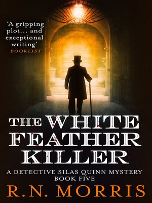 cover image of The White Feather Killer