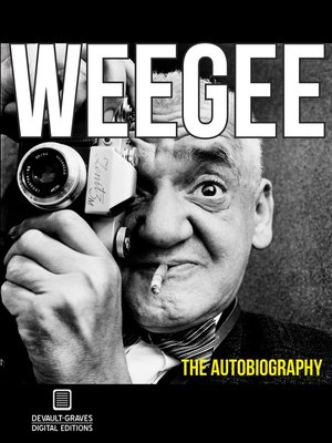 cover image of Weegee