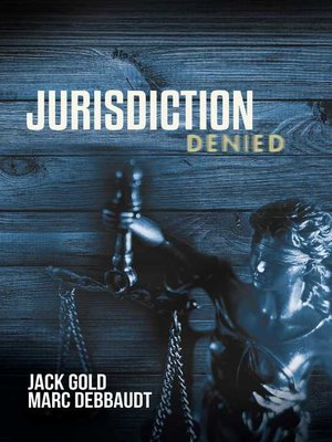 cover image of Jurisdiction Denied