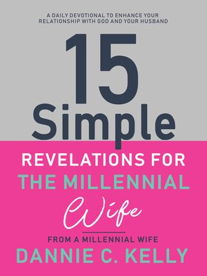 cover image of 15 Simple Revelations for the Millennial Wife