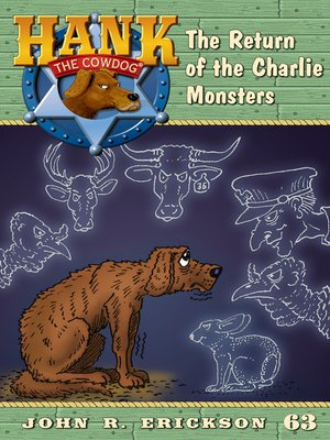 cover image of The Return of the Charlie Monsters