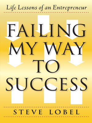 cover image of Failing My Way to Success