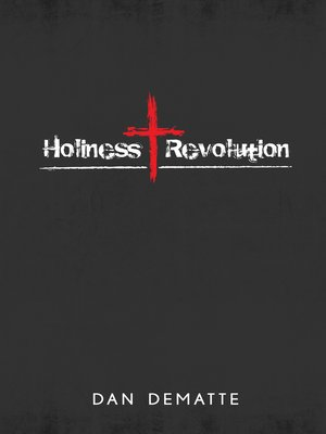 cover image of Holiness Revolution