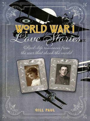 cover image of World War I Love Stories