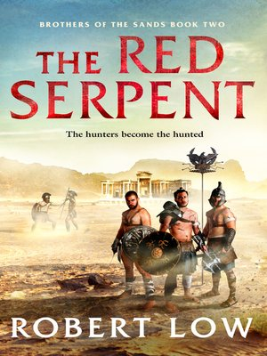 cover image of The Red Serpent