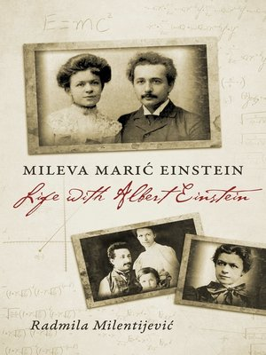 cover image of Mileva Marić Einstein