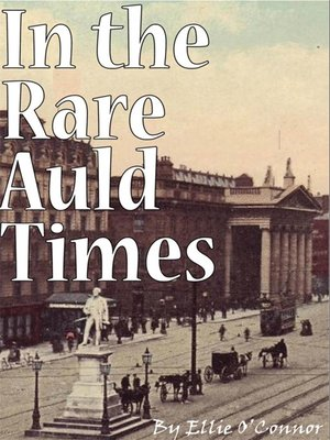 cover image of The Rare Auld Times